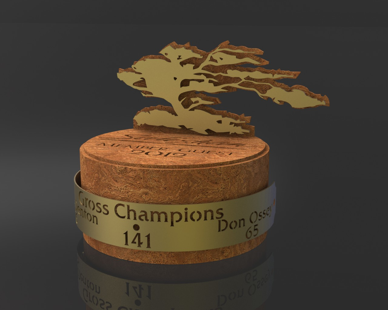 Salishan Tournament Award