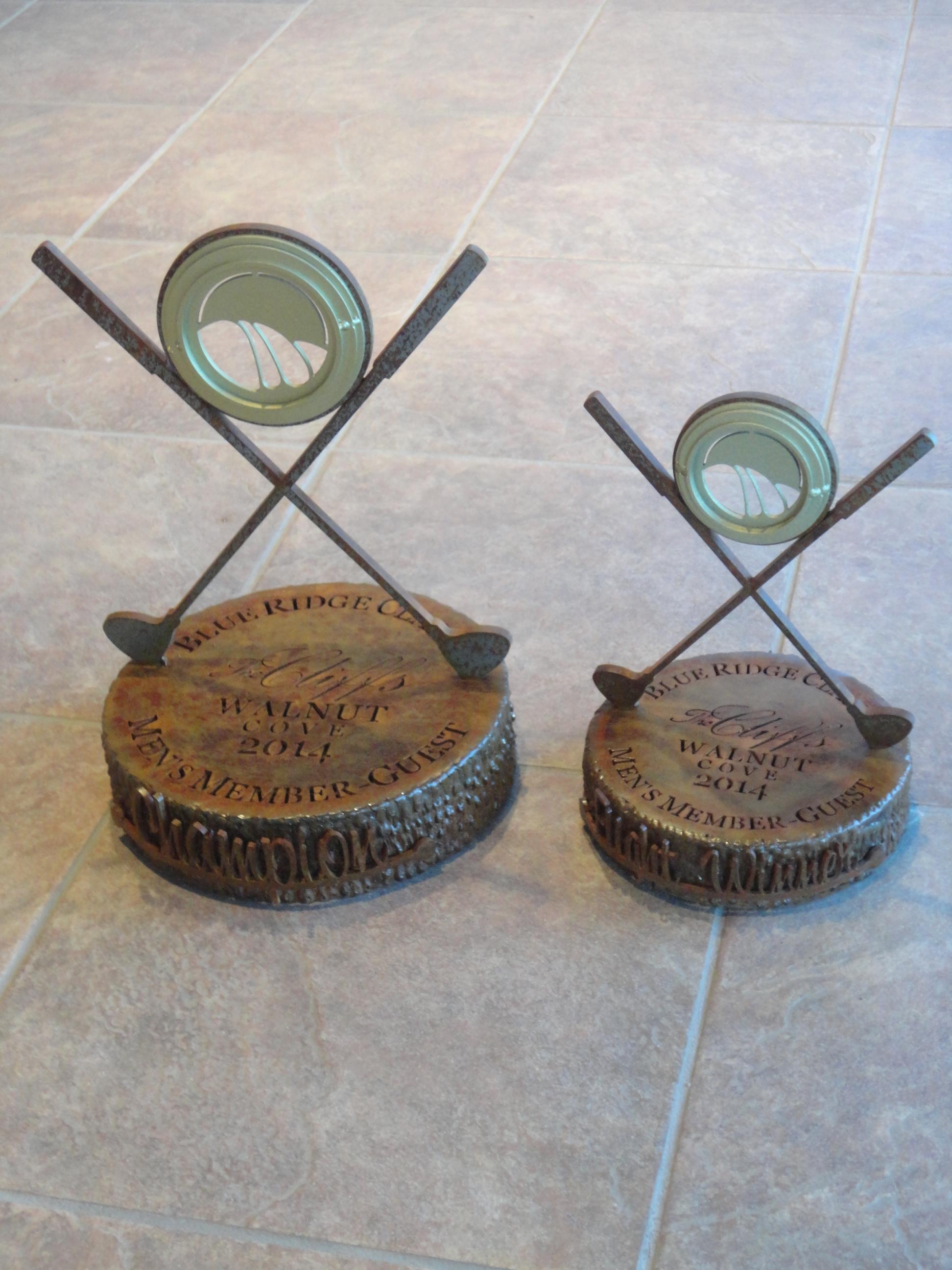 WALNUT COVE -Men's Inviational Trophy