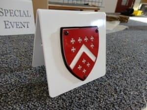 Berkeley Hall KP Sign