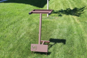 Bag Stands for Golf Courses -Victory Ranch
