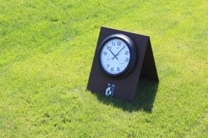 Clocks for the Driving Range -Stone Briar