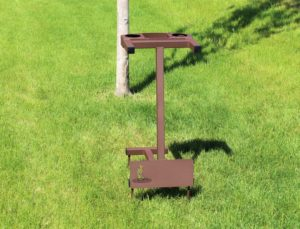 Driving Range Bag Stand -Happy Hollow
