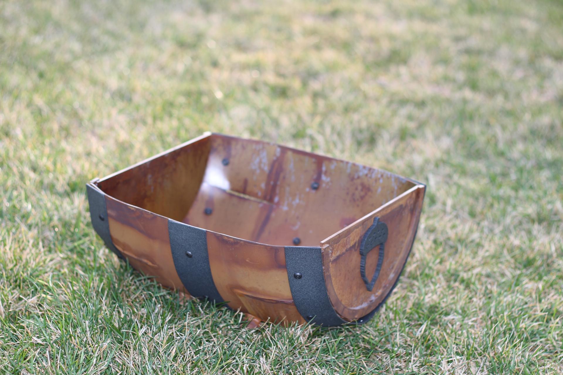 Driving Range Barrel Baskets -Spanish Oaks