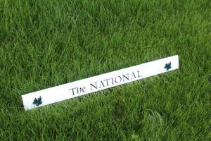 Driving Range Dividers -The National