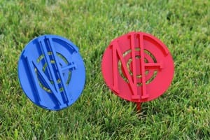 Golf Tee Markers -North Fork
