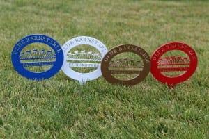 Golf Tee Markers -Olde Barnstable