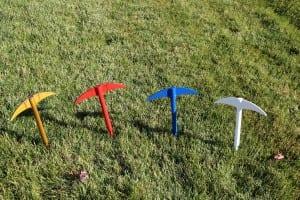 Golf Tee Markers -Telluride