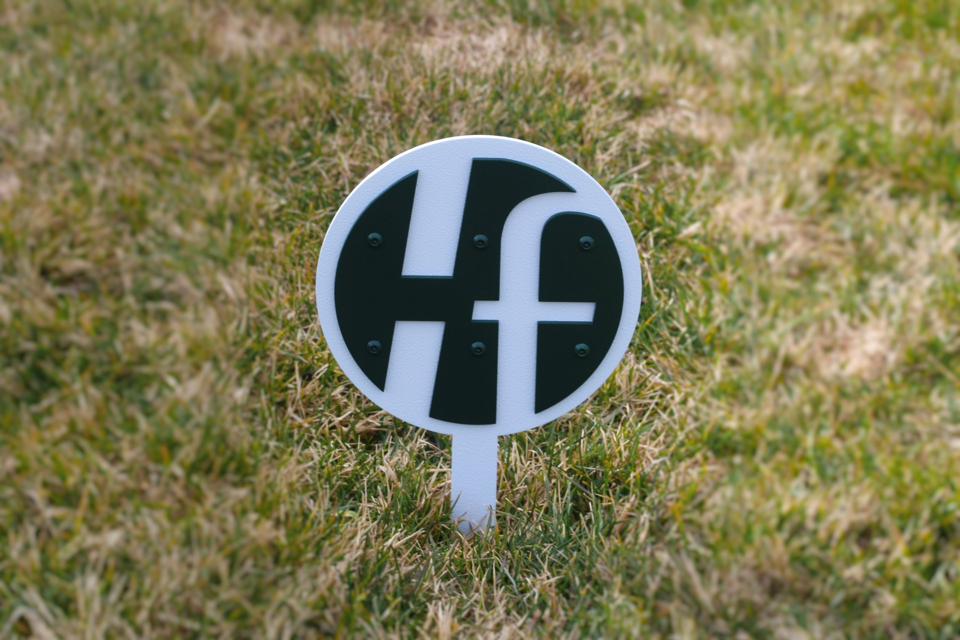Golf Tournament Tee Markers