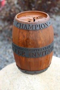 Golf Tournament Trophies--Almaden CC
