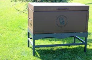 Keystone Ranch Cooler on Stand