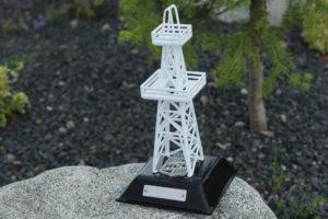 Oil Rig Trophy -HillCrest