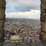 Vomero Hill, Napoli.