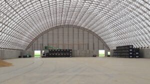 Fabric Structures Grain Storage