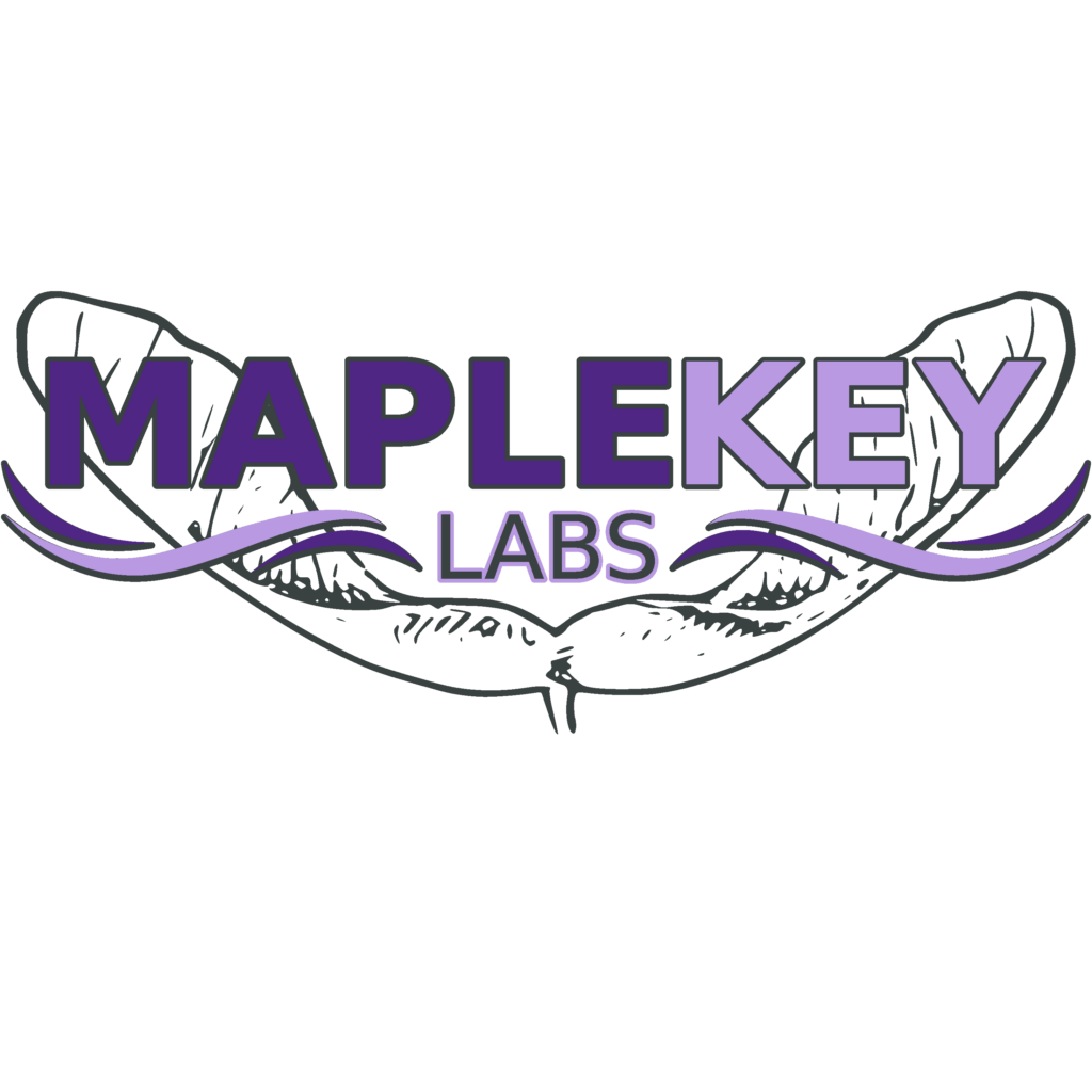 Maple Key Labs Logo