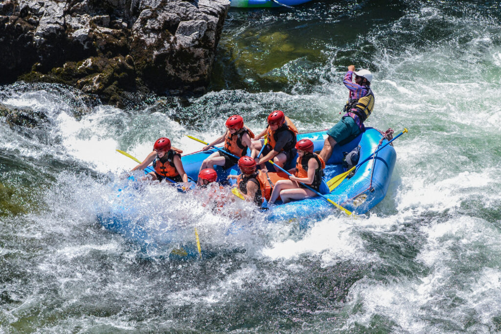 Rafting on the Legendary Payette River