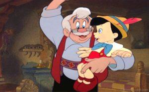 Gepetto - Pinocchio