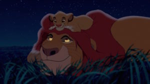 Mufasa - Lion King - Disney Dads