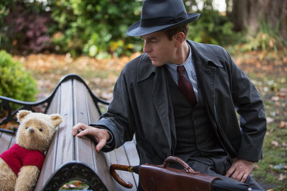 Christopher Robin and Winnie-the-Pooh
