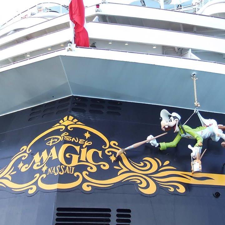 Disney Cruise - Disney Magic Aft