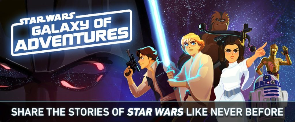 Star Wars - Galaxy of Adventures