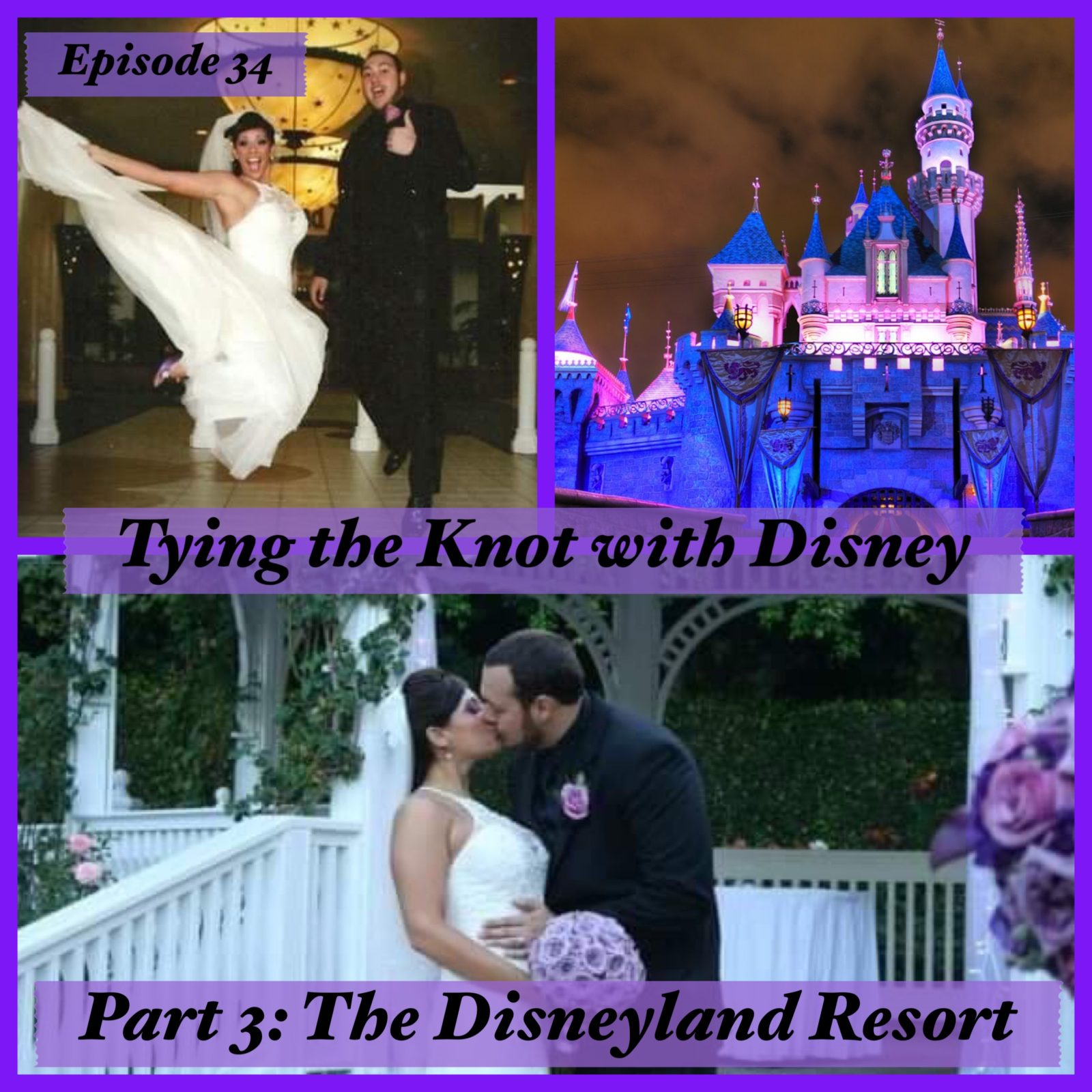 Tying the Knot with Disney - Disneyland Weddings