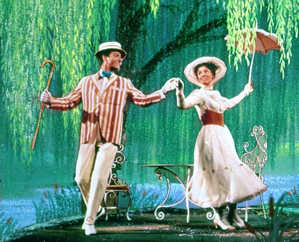 Mary Poppins - Jolly Holiday