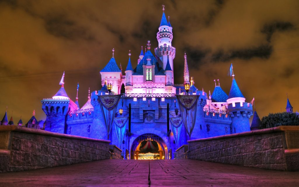 Sleeping Beauty Castle - Disneyland Park