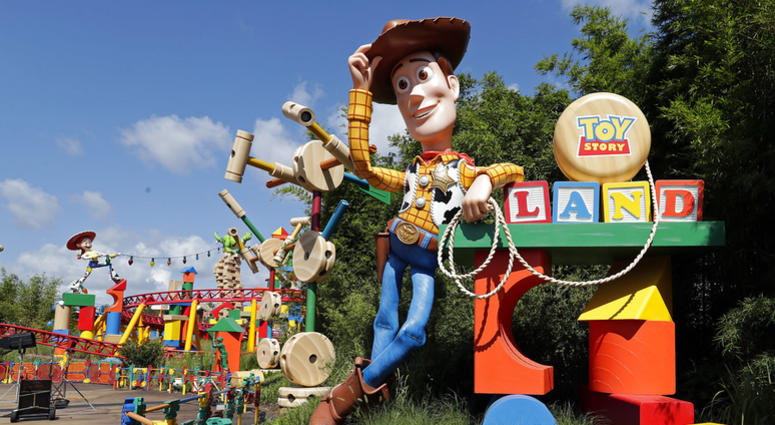 Toy Story Land - Disney Year in Review