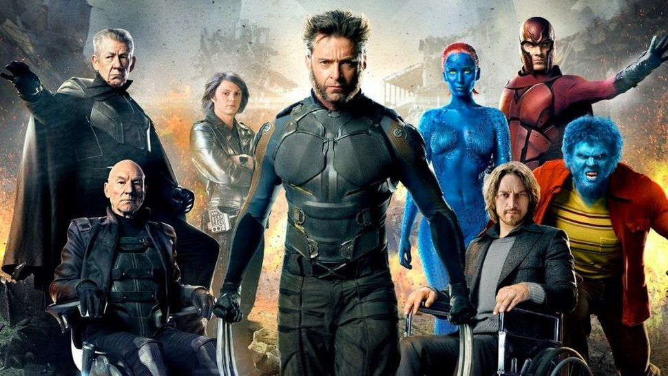 X-Men - Fox-Marvel