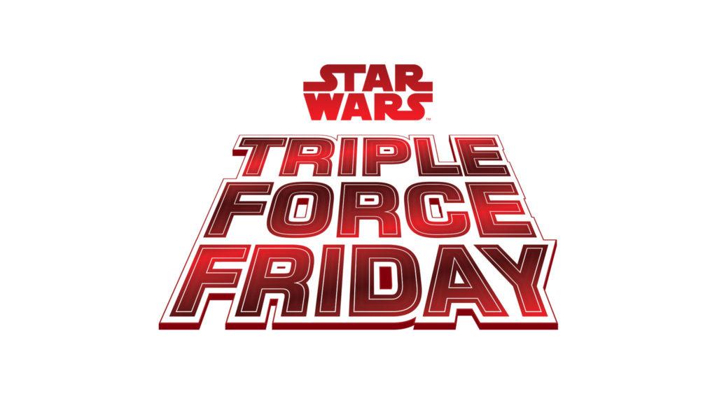 Star Wars - Triple Force Friday Logo