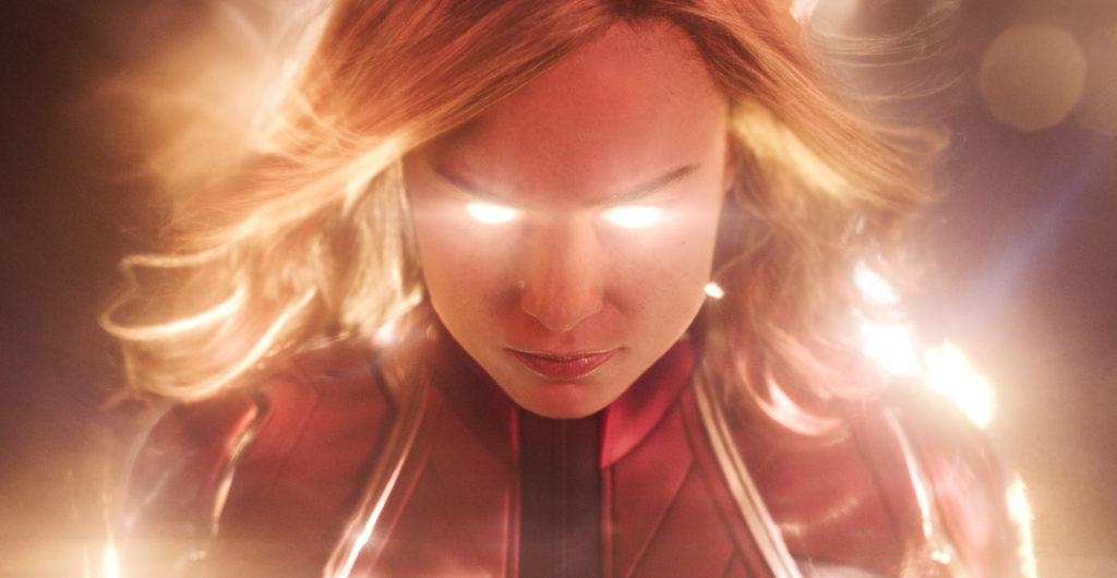 Captain Marvel - Power