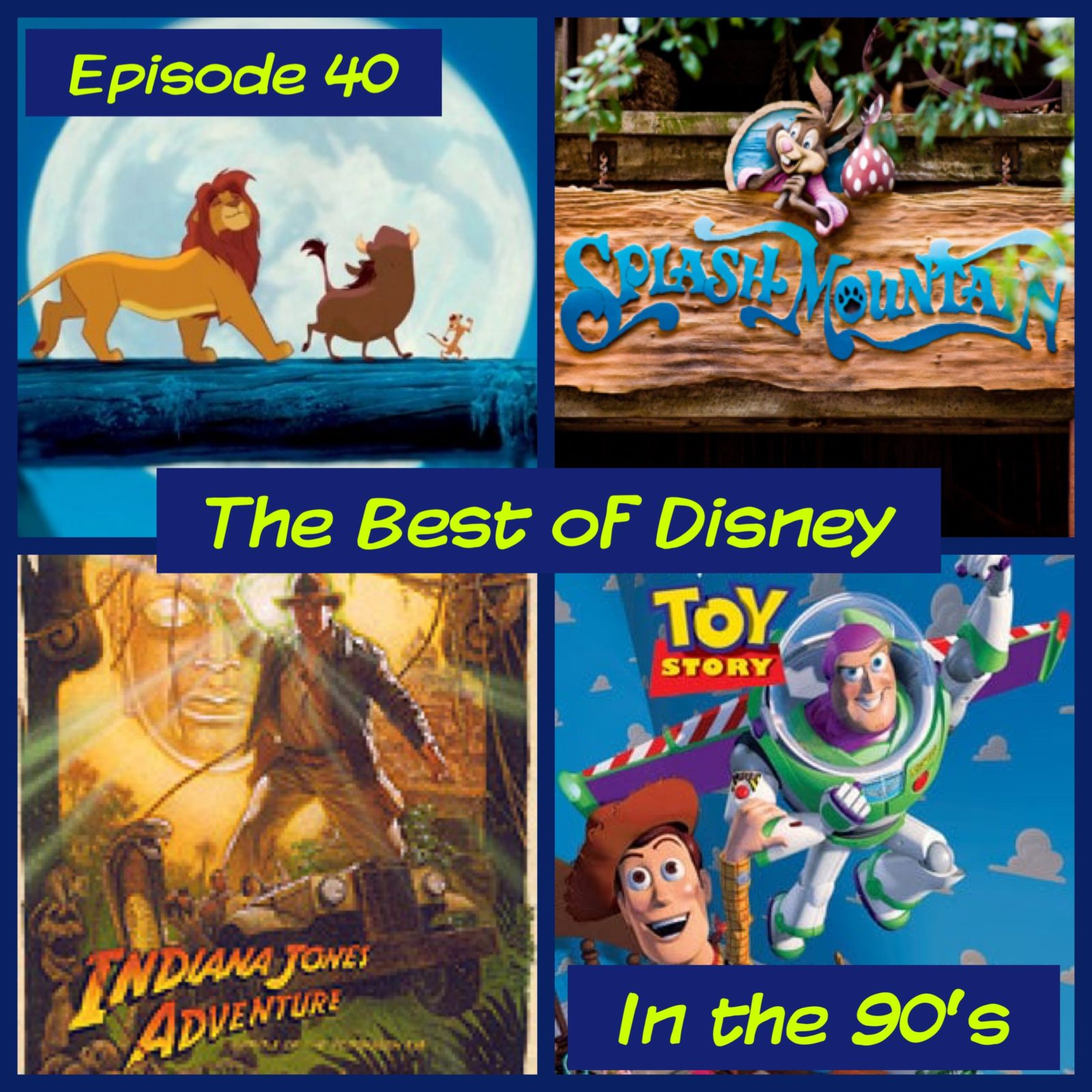 The Best of Disney in the '90s