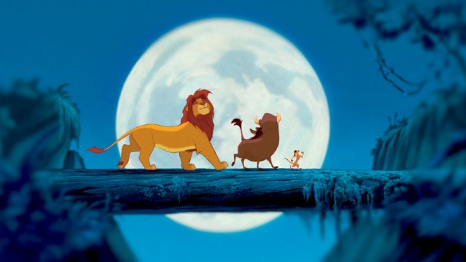 The Lion King - The Best of Disney in the '90s