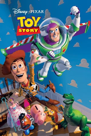 Toy Story - The Best of Disney in the '90s
