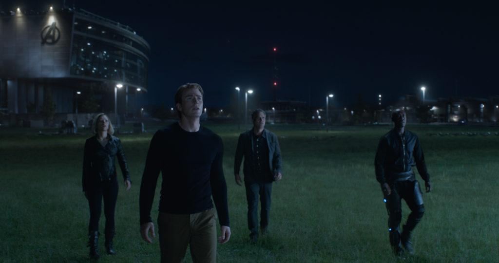 Avengers in the field