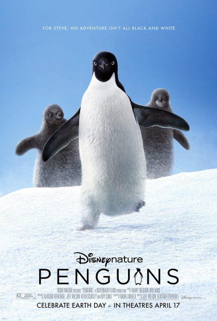 Disneynature - Penguins - Poster