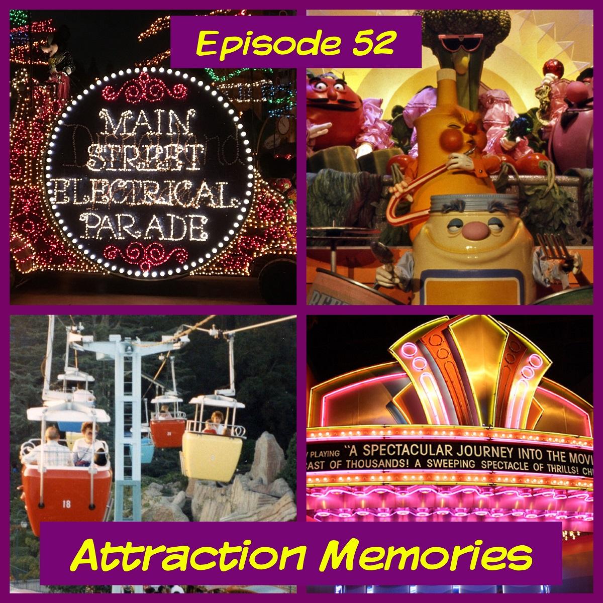 Attraction Memories