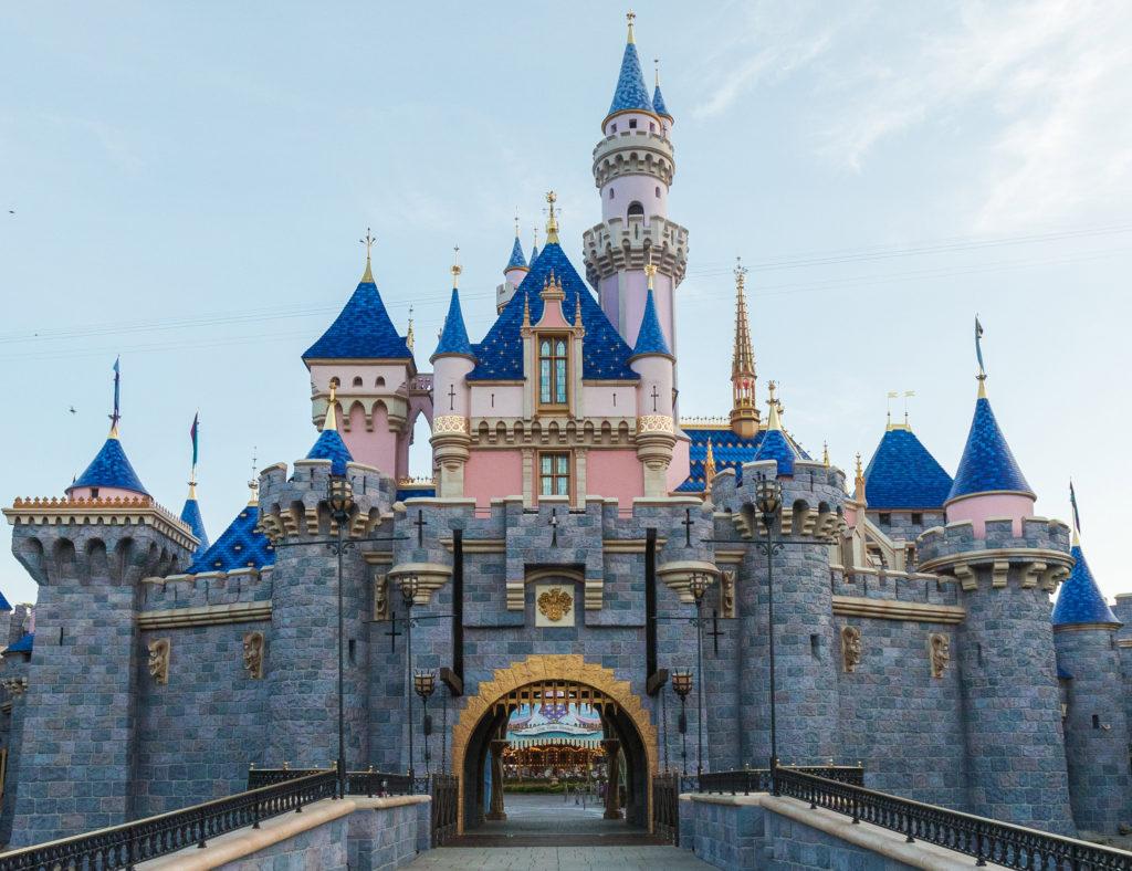 Sleeping Beauty Castle - Enovated