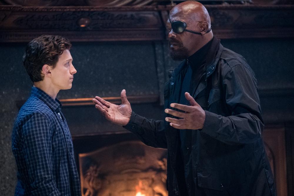 Peter & Fury