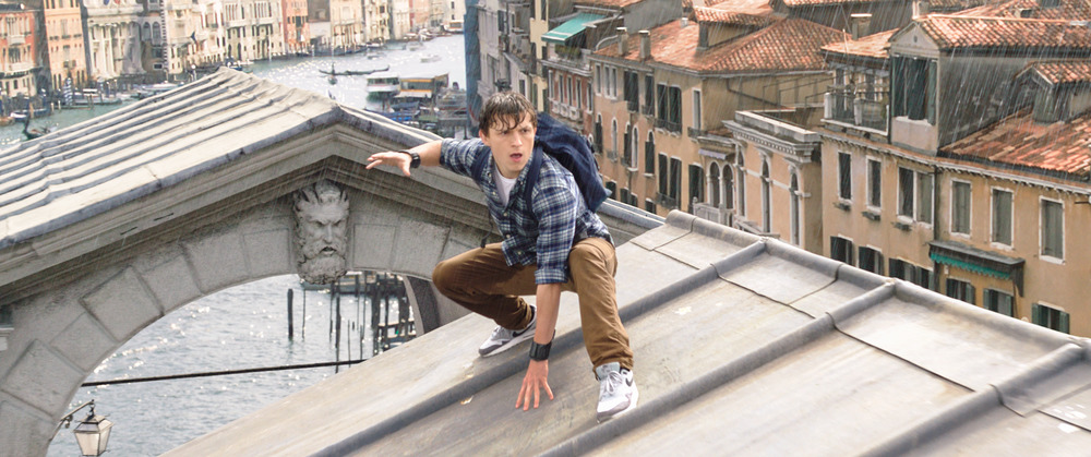 Spider-Man: Far From Home - Peter in Europe