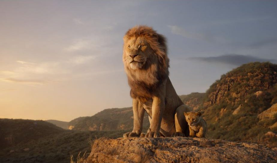 Mufasa & Simba - Disney's The Lion King