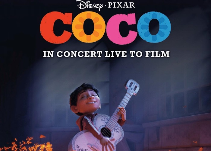 Coco in Concert with the San Diego Symphony