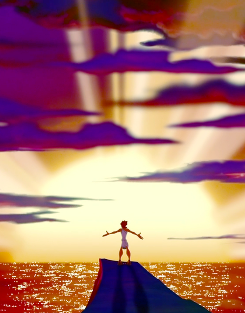 Hercules - Go The Distance - Our 5 Favorite Inspirational Disney Songs