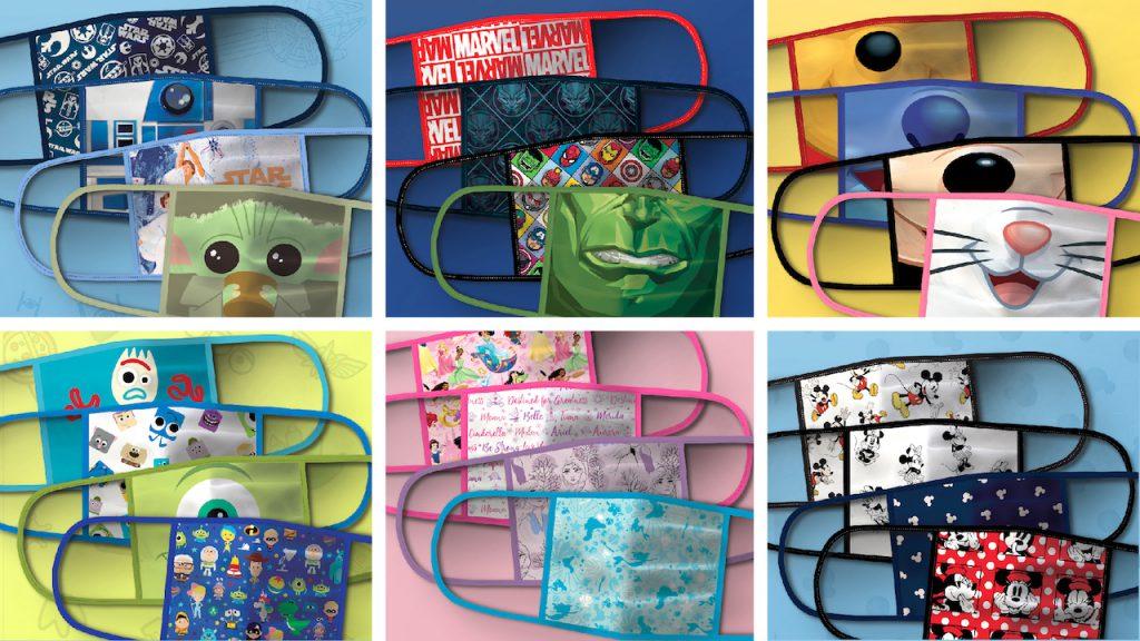 Disney selling masks
