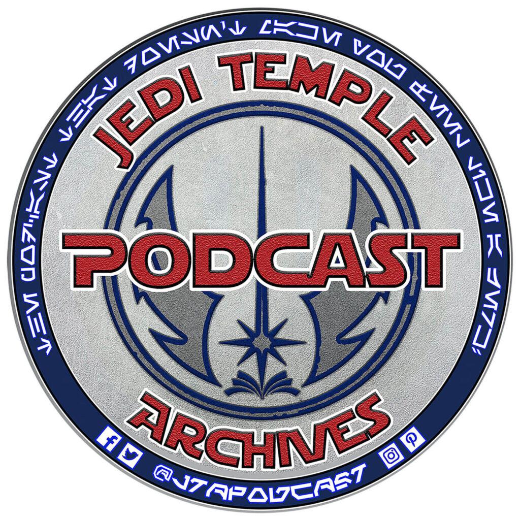 Jedi Temple Archives Podcast Logo