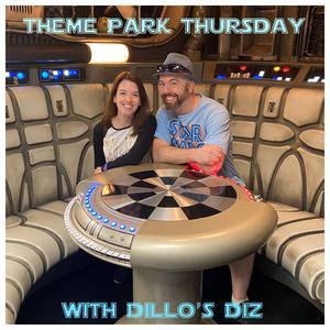 Jen & Frank on Millennium Falcon: Smuggler's Run - Walt Disney World Ticket Madness with Dillo's Diz