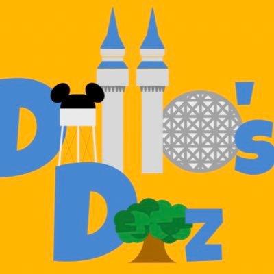 Dillos Diz Logo - Walt Disney World Ticket Madness With Dillos Diz