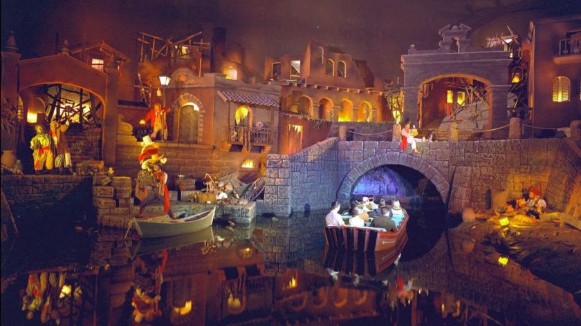 Pirates of the Caribbean - A Deep Dive Into Disney Water Attractions