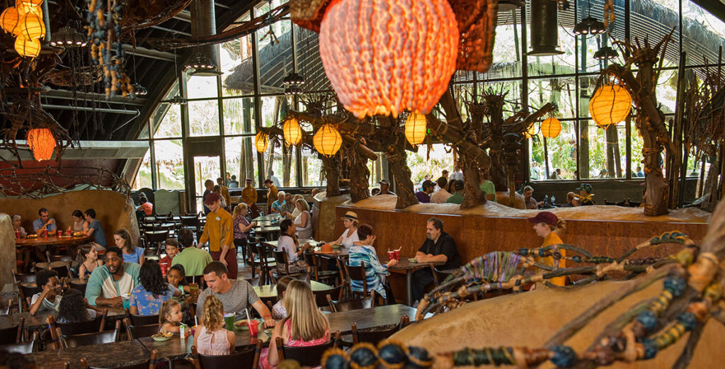 Satu'li Canteen - Our 5 Favorite Disney Quick Service Restaurants