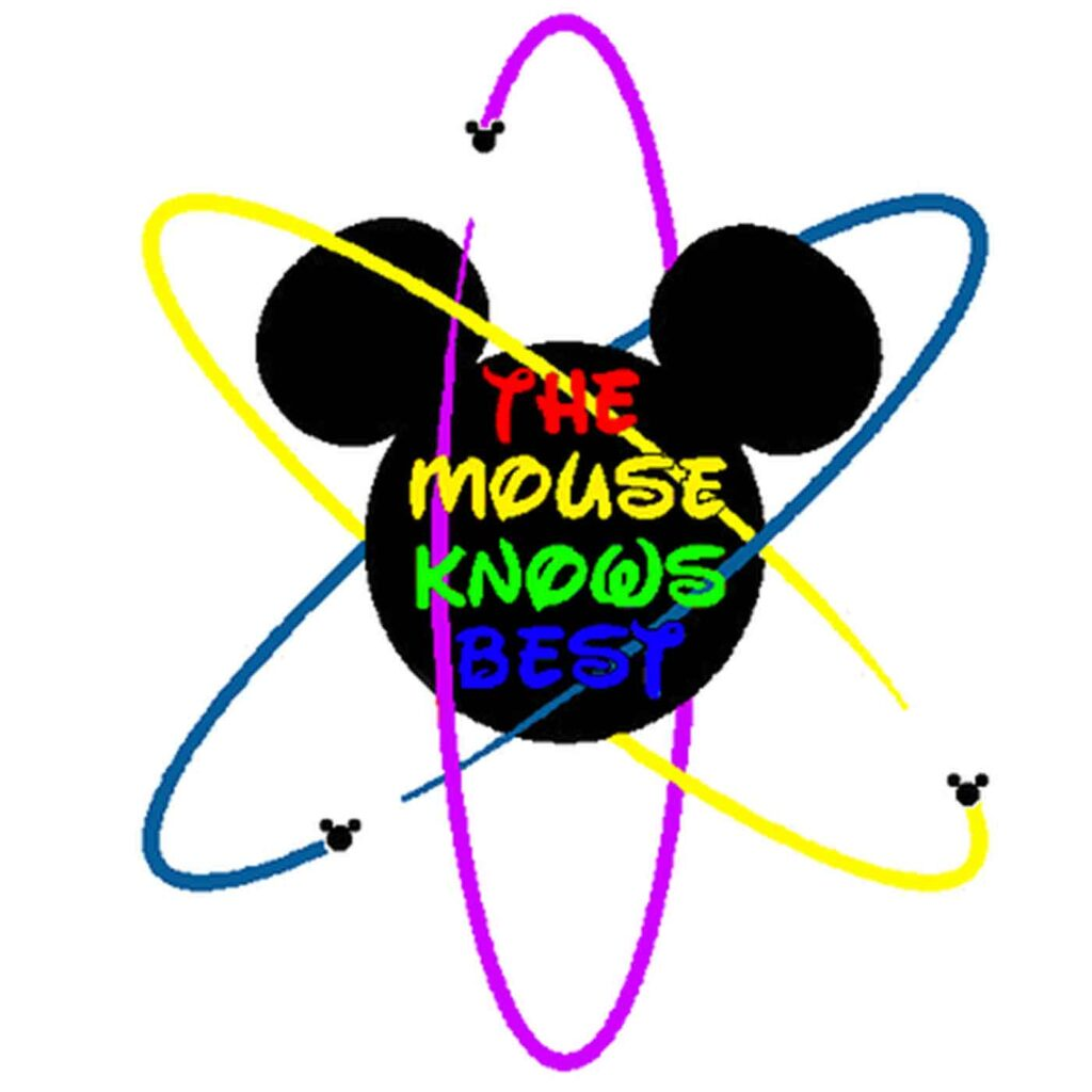 The Mouse Knows Best Podcast Logo
